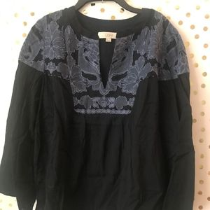 Loft Embroidered Shirt